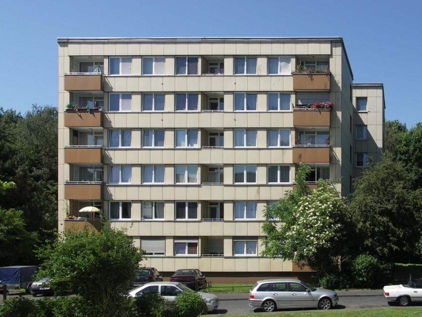 Wohnungsgenossenschaft Köln-Süd eG: Theodor-Heuss-Str. 2
